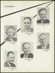 Page 9, 1955 Edition, Southeastern High School - Aryan Yearbook (Detroit, MI) online yearbook collection