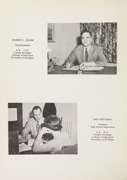 Page 12, 1955 Edition, Flushing High School - Perannos Yearbook (Flushing, MI) online yearbook collection