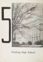 Page 6, 1955 Edition, Flushing High School - Perannos Yearbook (Flushing, MI) online yearbook collection