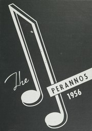 Flushing High School - Perannos Yearbook (Flushing, MI) online yearbook collection, 1956 Edition, Page 1