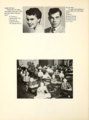 Page 36, 1957 Edition, Flushing High School - Perannos Yearbook (Flushing, MI) online yearbook collection
