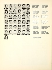 Page 44, 1957 Edition, Flushing High School - Perannos Yearbook (Flushing, MI) online yearbook collection