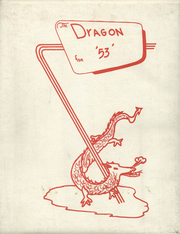 Page 1, 1953 Edition, Swartz Creek High School - Dragon Yearbook (Swartz Creek, MI) online yearbook collection