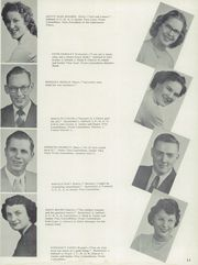 Page 15, 1953 Edition, Swartz Creek High School - Dragon Yearbook (Swartz Creek, MI) online yearbook collection