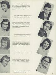 Page 17, 1953 Edition, Swartz Creek High School - Dragon Yearbook (Swartz Creek, MI) online yearbook collection