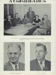 Page 7, 1953 Edition, Swartz Creek High School - Dragon Yearbook (Swartz Creek, MI) online yearbook collection