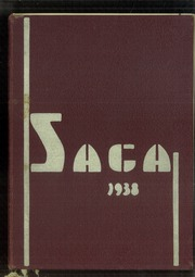 Creston High School - Saga Yearbook (Grand Rapids, MI) online yearbook collection, 1938 Edition, Page 1