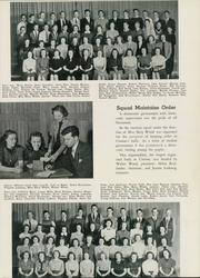 Page 15, 1940 Edition, Creston High School - Saga Yearbook (Grand Rapids, MI) online yearbook collection