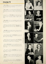 Page 12, 1945 Edition, Creston High School - Saga Yearbook (Grand Rapids, MI) online yearbook collection