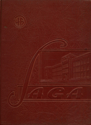 1946 Edition, Creston High School - Saga Yearbook (Grand Rapids, MI)