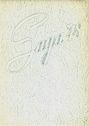 1948 Edition, Creston High School - Saga Yearbook (Grand Rapids, MI)