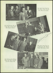 Page 14, 1950 Edition, Creston High School - Saga Yearbook (Grand Rapids, MI) online yearbook collection