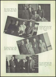 Page 15, 1950 Edition, Creston High School - Saga Yearbook (Grand Rapids, MI) online yearbook collection