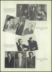 Page 17, 1950 Edition, Creston High School - Saga Yearbook (Grand Rapids, MI) online yearbook collection