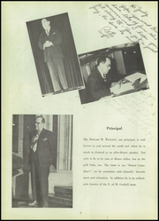 Page 8, 1950 Edition, Creston High School - Saga Yearbook (Grand Rapids, MI) online yearbook collection