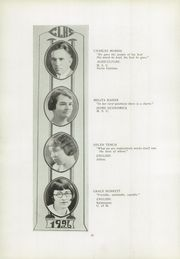Page 14, 1926 Edition, Grand Ledge High School - Ledge Yearbook (Grand Ledge, MI) online yearbook collection