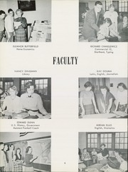 Page 10, 1952 Edition, Grand Ledge High School - Ledge Yearbook (Grand Ledge, MI) online yearbook collection