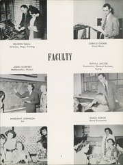 Page 11, 1952 Edition, Grand Ledge High School - Ledge Yearbook (Grand Ledge, MI) online yearbook collection