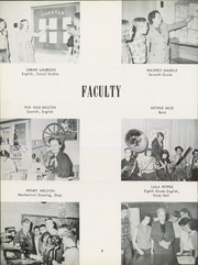 Page 12, 1952 Edition, Grand Ledge High School - Ledge Yearbook (Grand Ledge, MI) online yearbook collection