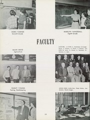 Page 14, 1952 Edition, Grand Ledge High School - Ledge Yearbook (Grand Ledge, MI) online yearbook collection