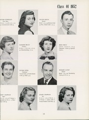 Page 17, 1952 Edition, Grand Ledge High School - Ledge Yearbook (Grand Ledge, MI) online yearbook collection