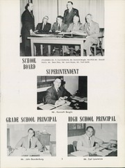 Page 7, 1952 Edition, Grand Ledge High School - Ledge Yearbook (Grand Ledge, MI) online yearbook collection