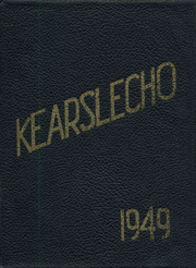 Kearsley High School - Echo Yearbook (Flint, MI) online yearbook collection, 1949 Edition, Page 1