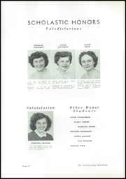 Page 10, 1950 Edition, Kearsley High School - Echo Yearbook (Flint, MI) online yearbook collection