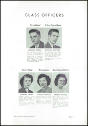 Page 11, 1950 Edition, Kearsley High School - Echo Yearbook (Flint, MI) online yearbook collection