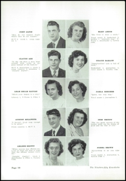Page 12, 1950 Edition, Kearsley High School - Echo Yearbook (Flint, MI) online yearbook collection
