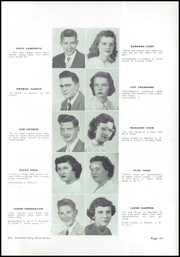 Page 13, 1950 Edition, Kearsley High School - Echo Yearbook (Flint, MI) online yearbook collection