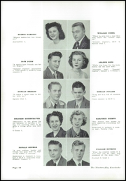 Page 14, 1950 Edition, Kearsley High School - Echo Yearbook (Flint, MI) online yearbook collection