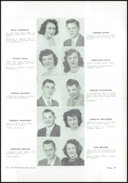 Page 17, 1950 Edition, Kearsley High School - Echo Yearbook (Flint, MI) online yearbook collection