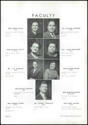Page 6, 1950 Edition, Kearsley High School - Echo Yearbook (Flint, MI) online yearbook collection