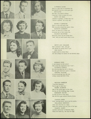Page 18, 1951 Edition, Kearsley High School - Echo Yearbook (Flint, MI) online yearbook collection