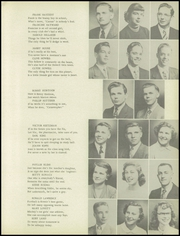 Page 19, 1951 Edition, Kearsley High School - Echo Yearbook (Flint, MI) online yearbook collection