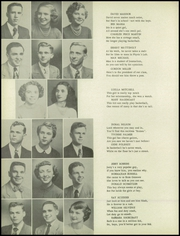 Page 20, 1951 Edition, Kearsley High School - Echo Yearbook (Flint, MI) online yearbook collection