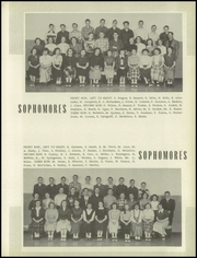 Page 25, 1951 Edition, Kearsley High School - Echo Yearbook (Flint, MI) online yearbook collection