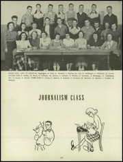 Page 32, 1951 Edition, Kearsley High School - Echo Yearbook (Flint, MI) online yearbook collection