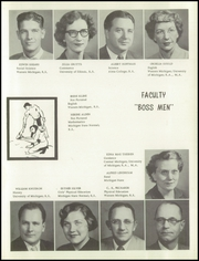 Page 11, 1952 Edition, Kearsley High School - Echo Yearbook (Flint, MI) online yearbook collection