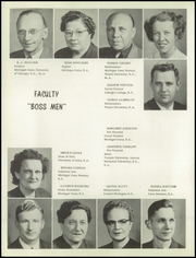 Page 12, 1952 Edition, Kearsley High School - Echo Yearbook (Flint, MI) online yearbook collection