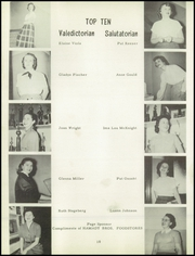 Page 14, 1952 Edition, Kearsley High School - Echo Yearbook (Flint, MI) online yearbook collection