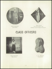 Page 15, 1952 Edition, Kearsley High School - Echo Yearbook (Flint, MI) online yearbook collection