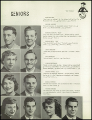 Page 16, 1952 Edition, Kearsley High School - Echo Yearbook (Flint, MI) online yearbook collection