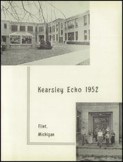 Page 5, 1952 Edition, Kearsley High School - Echo Yearbook (Flint, MI) online yearbook collection