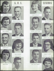 Page 11, 1953 Edition, Kearsley High School - Echo Yearbook (Flint, MI) online yearbook collection