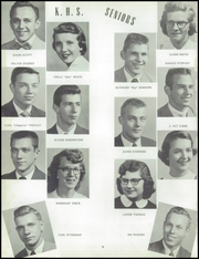 Page 12, 1953 Edition, Kearsley High School - Echo Yearbook (Flint, MI) online yearbook collection