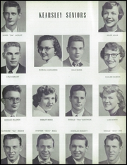 Page 7, 1953 Edition, Kearsley High School - Echo Yearbook (Flint, MI) online yearbook collection