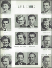 Page 8, 1953 Edition, Kearsley High School - Echo Yearbook (Flint, MI) online yearbook collection