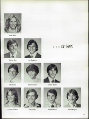 Adams High School - Highlander Yearbook (Rochester Hills, MI) online yearbook collection, 1979 Edition, Page 119